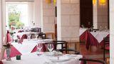 Restaurante da Pousada Castelo de Alcácer do Sal Local: Alcácer do Sal Foto: Entidade Regional de Turismo do Alentejo