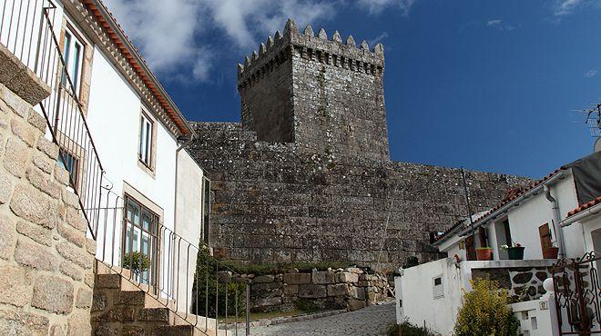 Castelo de Melgaço Lugar Melgaço Foto: CM Melgaço