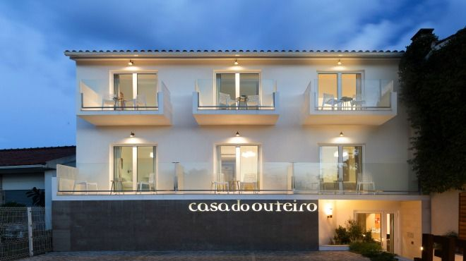 Casa do Outeiro - Arts and Crafts Hotel