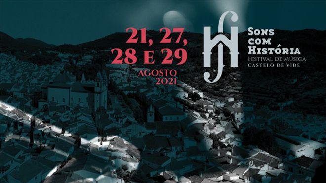 Sons com História - Festival de Música de Castelo de Vide Foto: Sons com História - Festival de Música de Castelo de Vide