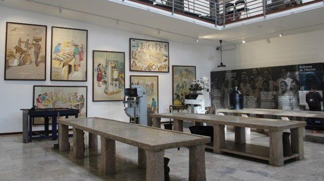Lithographie, eine Kunst in Setúbal