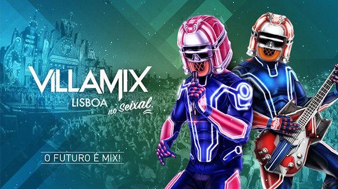 Vila Mix Lisboa 2021