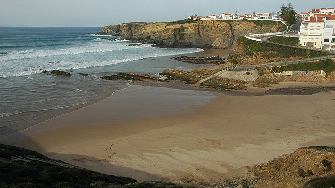 Praia da Zambujeira do Mar Luogo: Odemira Photo: ABAE