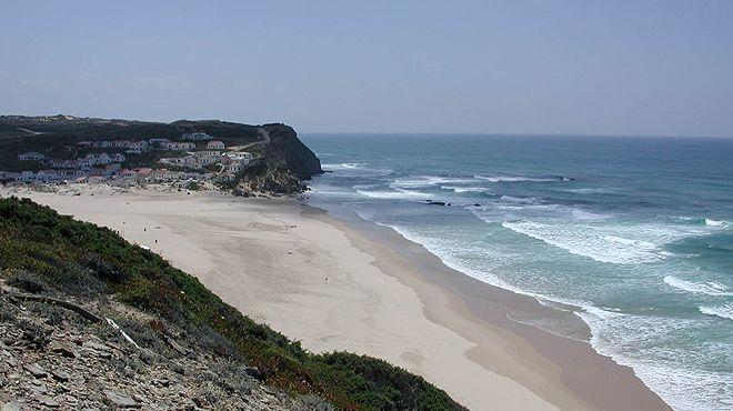 Praia do Monte Clérigo Ort: Aljezur Foto: ABAE