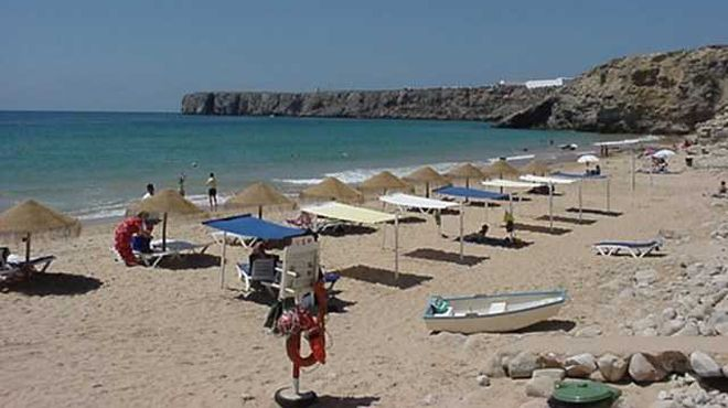 Praia da Mareta Luogo: Sagres - Vila do Bispo Photo: ABAE