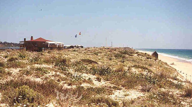 Praia do Ancão Place: Loulé