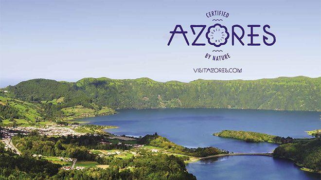 Açores - Certificado pela Natureza Foto: Turismo dos Açores