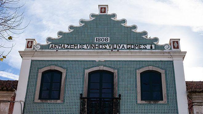Adega Viúva Gomes Фотография: Adega Viúva Gomes
