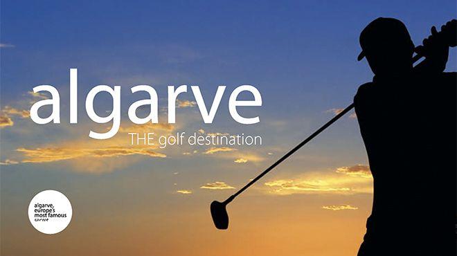 Algarve - O destino de Golfe Foto: Turismo do Algarve