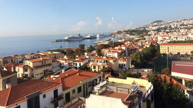 Apartment Serrão Luogo: Funchal / Madeira Photo: Apartment Serrão