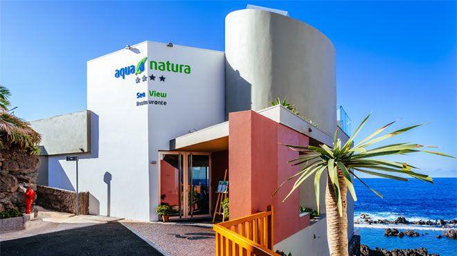 Aqua Natura Madeira Hotel Local: Porto Moniz Foto: Aqua Natura Madeira Hotel