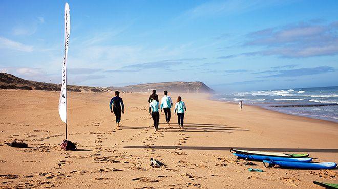 Atlantic Coast Surf School 写真: Atlantic Coast Surf School