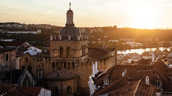 Sé Velha de Coimbra Lugar Coimbra Foto: Emanuele Siracusa