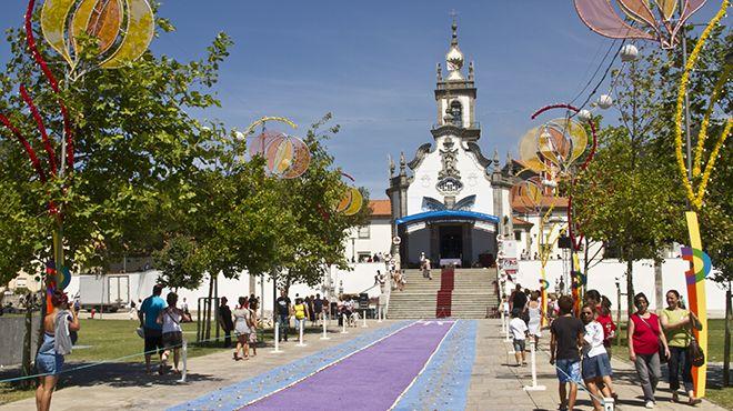 Igreja de Nossa Senhora da Agonia 場所: Viana do Castelo 写真: Francisco Carvalho - Amatar