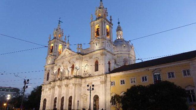 Basilica da Estrela Foto: ATL