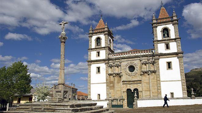 Basílica de Santo Cristo do Outeiro Local: Bragança Foto: Câmara Municipal de Bragança