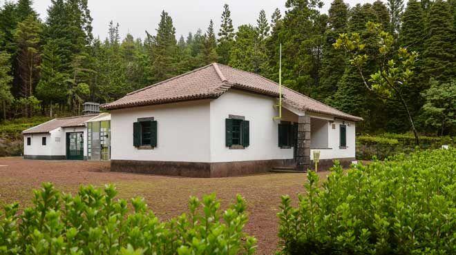 Centro Ambiental do Priolo Local: Ilha de São Miguel - Açores Foto: Turismo dos Açores / Silvergrey