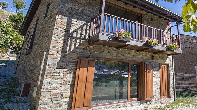 Casa da Portela Lugar Rio de Onor Foto: Casa da Portela