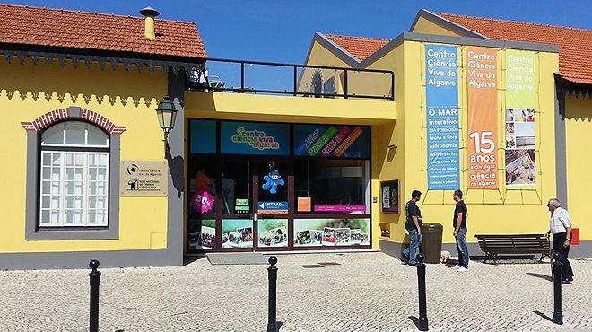 Centro Ciencia Viva Algarve Место: Faro