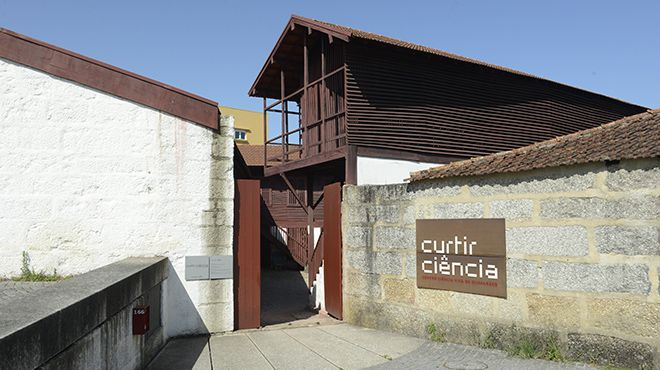 Centro de Ciência Viva de Guimarães Luogo: Guimarães Photo: CM Guimarães