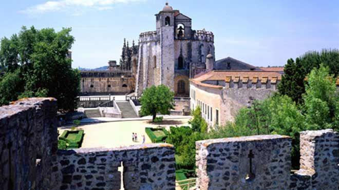 Convento de Cristo Place: Tomar Photo: IGESPAR - Luís Pavão