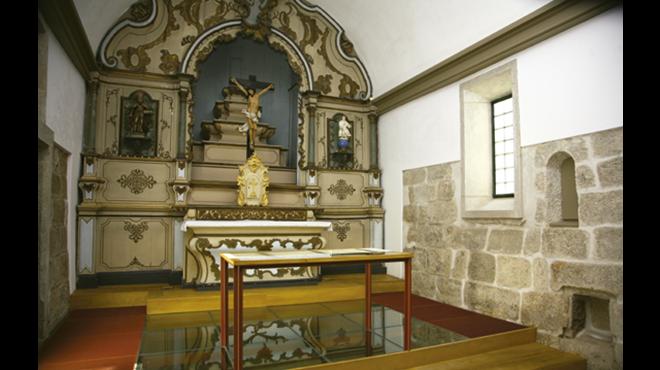 Capela das Almas Lieu: Viana do Castelo Photo: Vitor Roriz / Câmara Municipal de Viana do Castelo