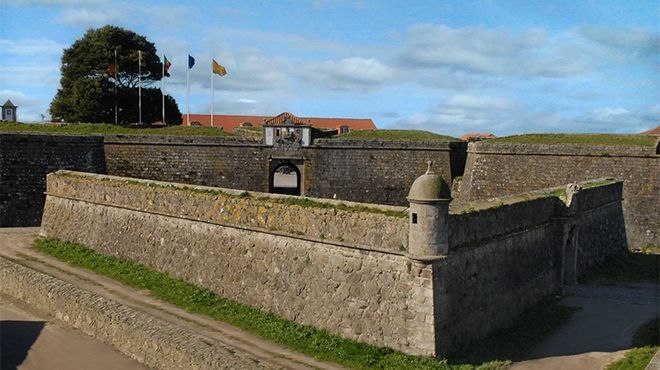 Forte de Santiago da Barra Ort: Viana do Castelo Foto: Joca Fotógrafos / C. M. Viana do Castelo