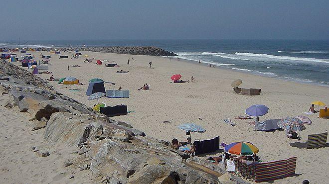 Praia da Vagueira Lieu: Vagos Photo: ABAE