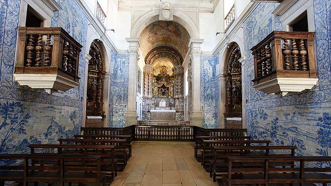 Capela de Nossa Senhora da Penha de França Place: Vista Alegre - Ílhavo Photo: Vista Alegre
