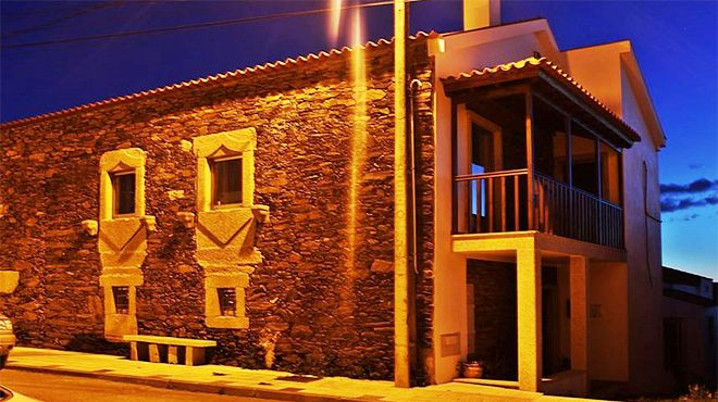 Casa do Regedor Lugar Palaçoulo / Miranda do Douro Foto: Casa do Regedor