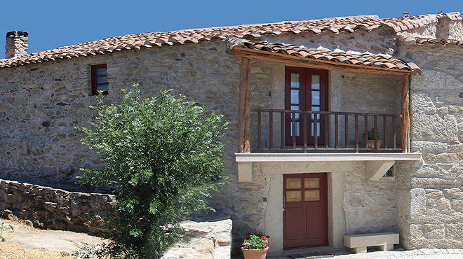 Casa de l Barrio 場所: Picote - Miranda do Douro