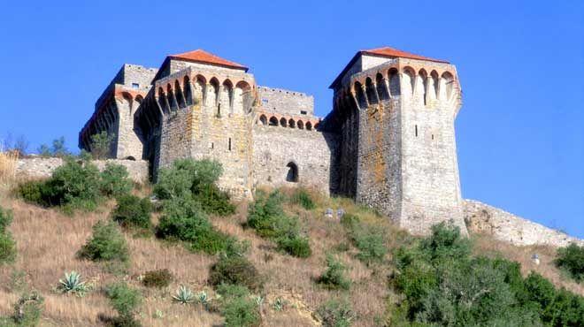 Castelo de Ourém 場所: Ourém 写真: Turismo de Leiria-Fátima