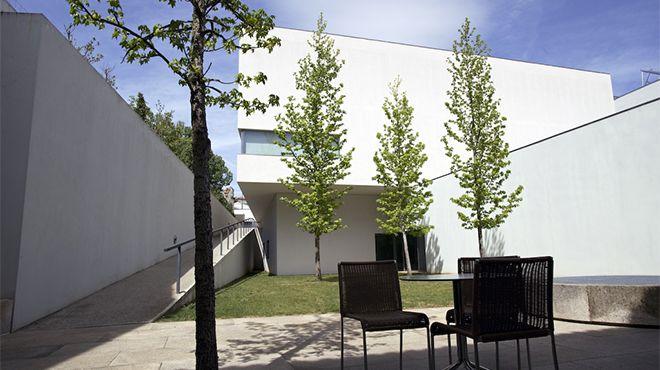 Centro de Arte Contemporânea Graça Morais  地方: Bragança 照片: Câmara Municipal de Bragança