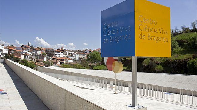 Centro Ciência Viva de Bragança Local: Bragança Foto: Câmara Municipal de Bragança