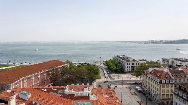 Luogo: Lisboa Photo: Chiado River View Deluxe Apartment