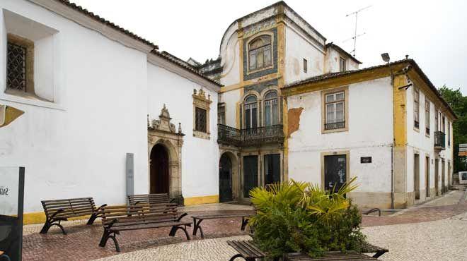 Convento de Santa Iria Lieu: Tomar Photo: Região de Turismo dos Templários
