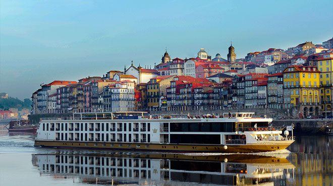 Cruzeiro_AmaVida_Rio Douro_Porto Local: Rio Douro_Porto Foto: DreamLines Brasil
