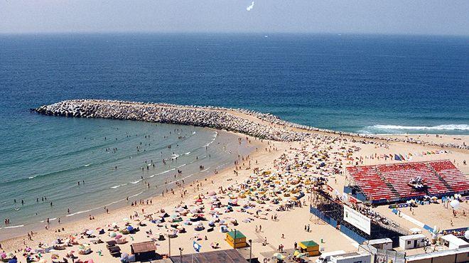 Praia da Baía Ort: Espinho Foto: ABAE