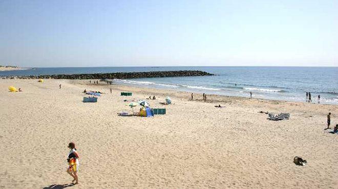 Praia de Ofir Ort: Esposende Foto: Turismo Alto Minho