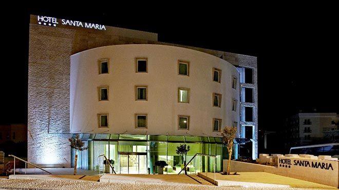 Hotel Santa Maria Luogo: Fátima
