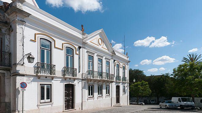 Palacete da Real Companhia do Cacau Place: Montemor-o-Novo