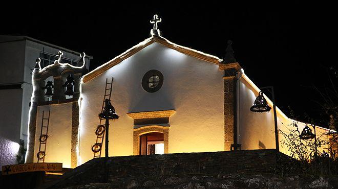Cabeça Aldeia Natal_ Igreja Foto: Fotografias de Pedro Ribeiro©