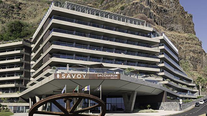 Savoy Saccharum Lugar Madeira