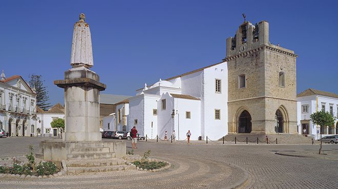 Sé Catedral de Faro Place: Faro Photo: Turismo do Algarve