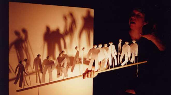 FIMFA - Festival Internacional de Marionetas e Formas Animadas Place: Lisboa Photo: FIMFA