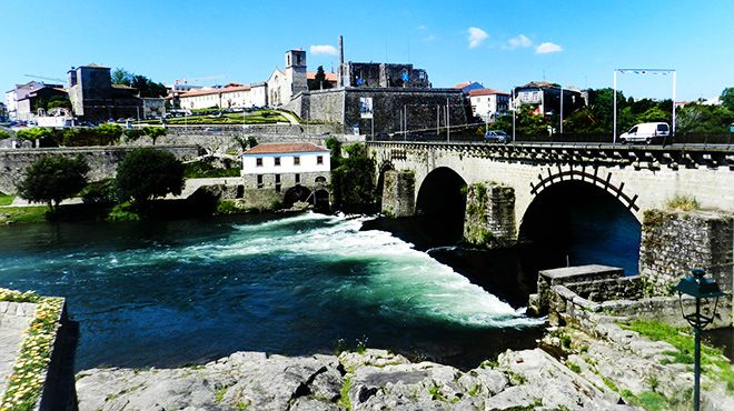 Gallus Tours_Barcelos_Medieval Bridge Photo: Gallus Tours
