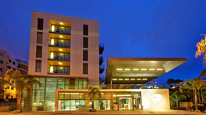 Golden Residence Hotel Place: Funchal
