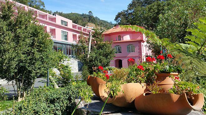 Hotel Quinta da Serra 場所: Madeira