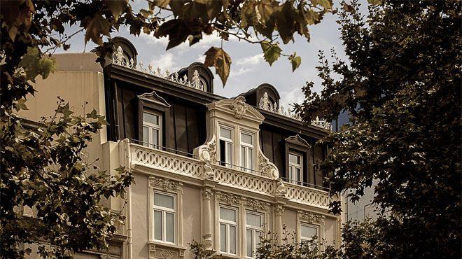 Valverde Hotel Lieu: Lisboa Photo: Valverde Hotel