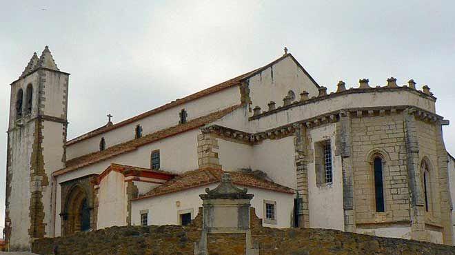 Igreja de São Leonardo-Atouguia da Baleia Lugar Atouguia da Baleia Foto: Turismo do Oeste
